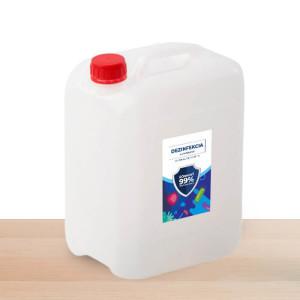 Alkoholová dezinfekcia 10L