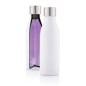 UV-C sterilizačná nerezová termo fľaša