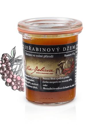 Jarabinový džem