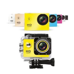 "Športová Action HD kamera s 2"" LCD displejom"