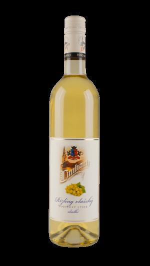 Rizling vlašský biele víno suché 0,75 l, Premium