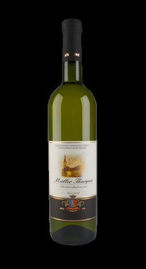 Muller thurgau biele víno suché 0,75 l, Premium