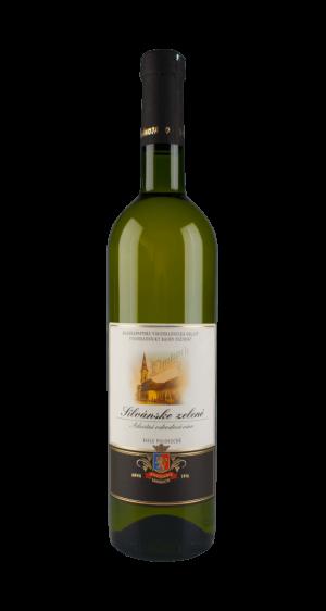 Silvánske zelené biele víno suché 0,75 l, Premium