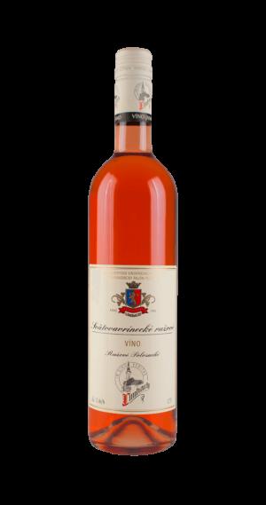 Svätovavrinecké ružové víno suché 0,75 l, Premium