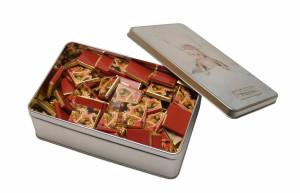 Plechová krabička – veľký obdĺžnik