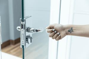 Hygienický kľúč Napil