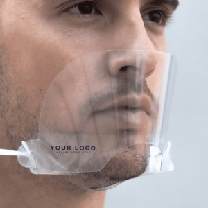 Tvárový štít Leiban
