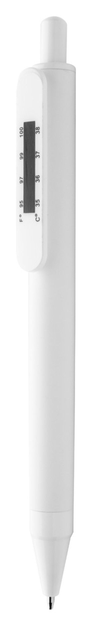 Guľôčkové pero Doret s teplomerom