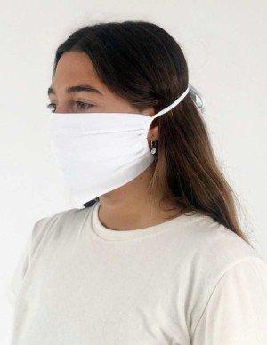 Rúška na tvár z organickej bavlny