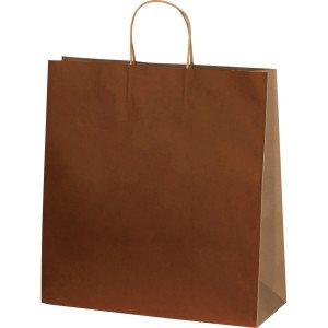 Veľká papierová recyklovaná  taška