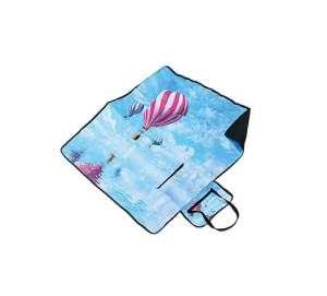 Pikniková deka s celoplošnou potlačou