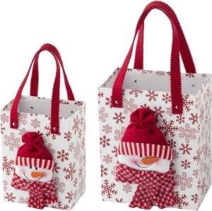 Set vianočných tašiek
