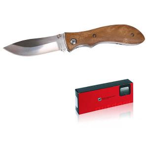 Zatvárací nôž s poistkou SCHWARZWOLF JUNGLE
