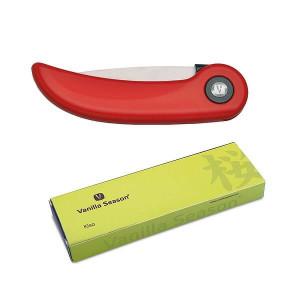 Kuchynský keramický nôž, zatvárací VS KISO