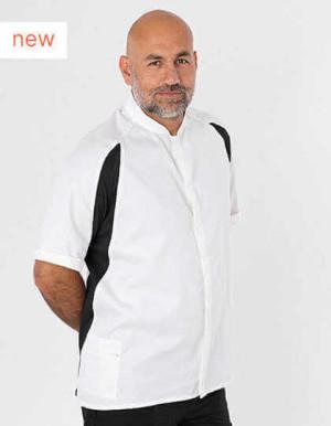 Pracovná bunda na zips  Le Chef