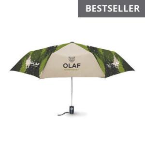 Dáždnik Basic, plnofarebne potlačiteľný