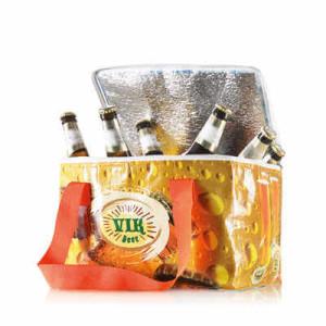 Chladiaca taška Mini, plnofarebne potlačiteľná