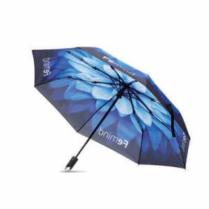 Dáždnik Clip, plnofarebne potlačiteľný