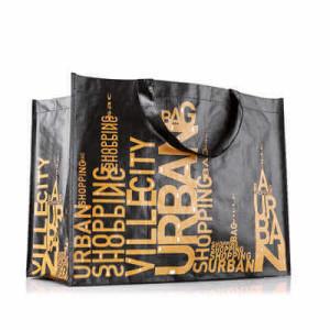 Nákupná taška Ziron, plnofarebne potlačiteľná