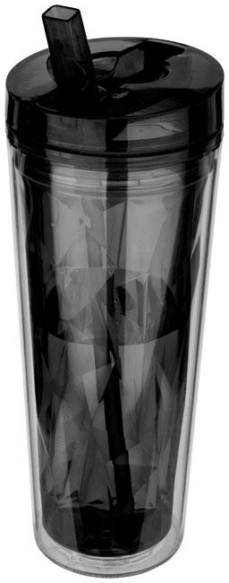 Geometrická športová fľaša