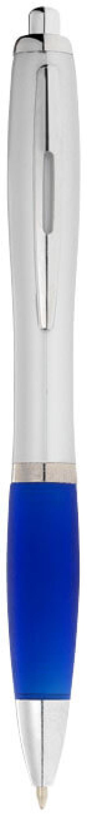 obrazok Guľôčkové pero Nash s farebným úchopom - Reklamnepredmety