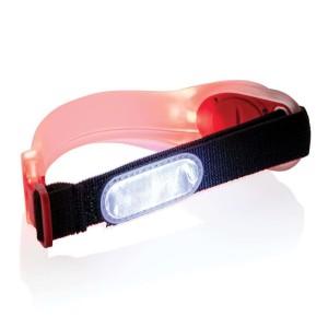 Bezpečnostný LED popruh