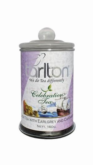 Zelený čaj TARLTON Green Slim Tea sklo 160g