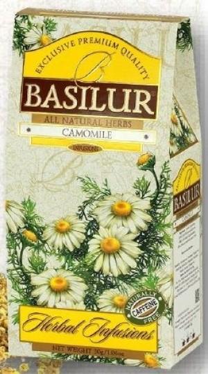 Bylinkový čaj BASILUR Herbal Infusions Peppermint, 30g