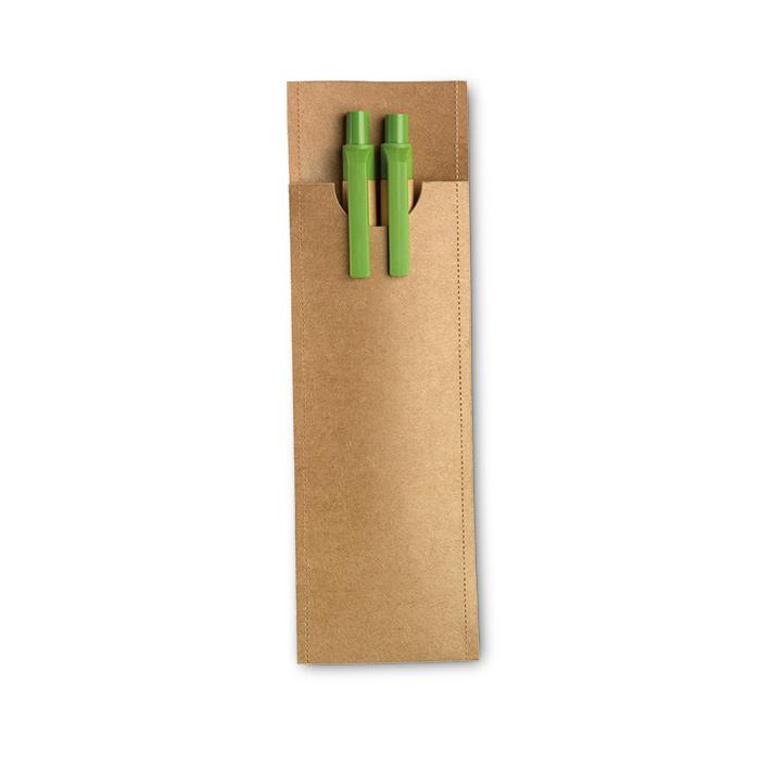 GREENSET sada ceruzky a pera