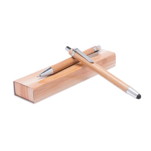 Heleon písacia sada z bambusu