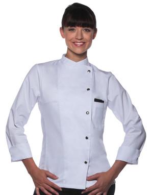 obrazok Dámske sako pre šéfkuchára Larissa - Reklamnepredmety