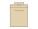 Reklamnepredmety OBAL Kartonová obálka 42,5x46 cm, prírodná