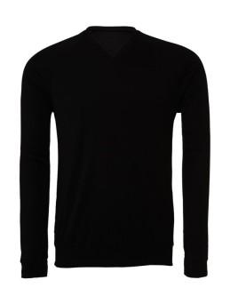 obrazok Tenký Unisex pulover s V-výstrihom - Reklamnepredmety