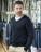 Reklamnepredmety Pánsky sveter s V-výstrihom