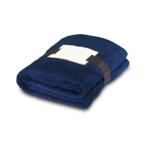 CAP CODE flisová deka