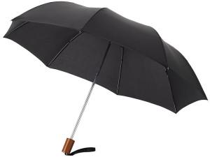 "obrazok Dvojdielny dáždnik 20 "" - Reklamnepredmety"