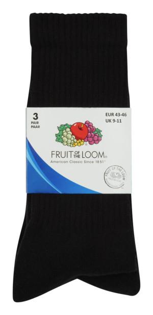 obrazok Pracovné ponožky 3 páry v 1 balení - Reklamnepredmety