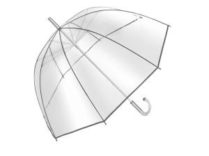 """""""Bellevue"""" dáždnik"""
