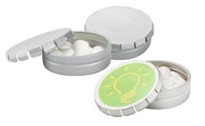 Click krabička s mentolovými cukríkmi
