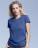 Reklamnepredmety Dámske módne tričko Basic