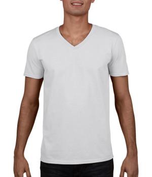 Pánske tričko Softstyle V-Neck - Reklamnepredmety ... ec9f987f662