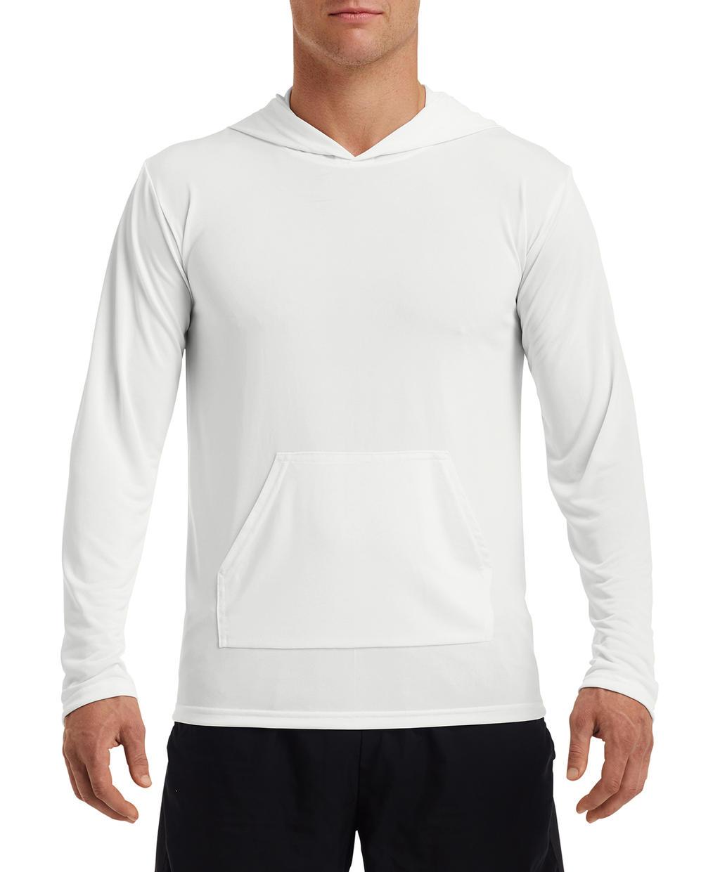 b1b46082a4 Pánske tričko s kapucňou Performance®