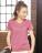 Reklamnepredmety Dievčenské tričko s V-výstrihom HD Tee