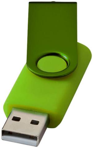 obrazok Kovový USB Rotate, 2GB - Reklamnepredmety