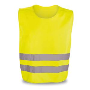 100% polyester. obrazok Reflective vest. 100% polyester. - Reklamnepredmety 8738ec57cea