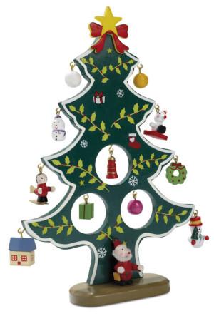 WOODTREE vianočný stromček