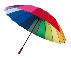 """obrazok Golfový dáždnik """"Rainbow Sky"""" - Reklamnepredmety"""