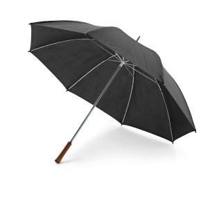 obrazok Golf umbrella. 190T polyester. Wooden - Reklamnepredmety