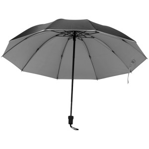 obrazok Dáždnik so strieborným vnútrom - Reklamnepredmety