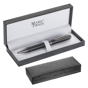 Mark Twain guľôčkové pero chrómové